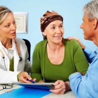Psycho-oncological support for breast cancer patients